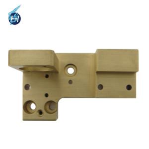 Servicio de mecanizado personalizado de alta calidad chino ISO 9001 OEM fabricante piezas de latón de cobre de alta precisión