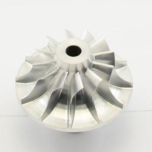 Mecanizado CNC de 5 ejes y servicios de mecanizado CNC personalizados OEM, piezas de fresado torneado CNC de precisión
