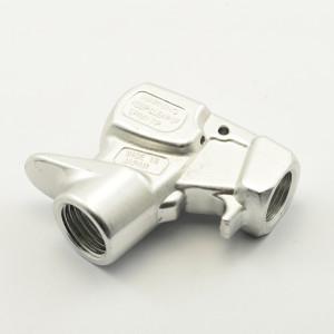 Servicio de procesamiento personalizado de alta precisión ISO 9001 Fabricación de piezas de fundición de alta precisión