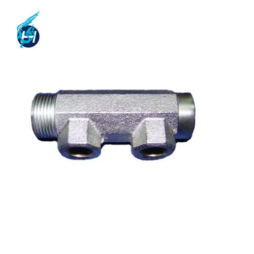 Chinesische Herstellung maßgeschneiderte Teile CNC-Präzisionsbearbeitung Teile aus hochwertigem Edelstahl Gussteile