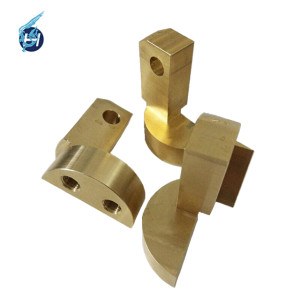 Chinese high grade customized brass parts ISO 9001 OEM manufacturer high precision copper red copper products