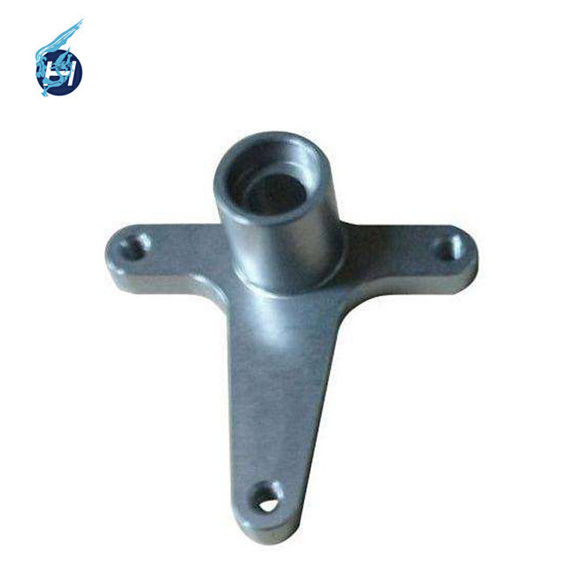 customized machining galvanized parts Different color anodizing spare parts Chinese manufacture OEM service