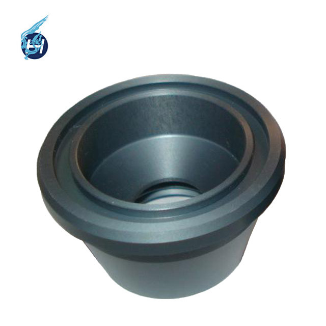 black colorful anodizing spare parts products surface treatment customized cnc machining parts
