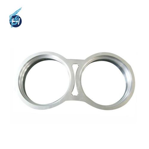 Die Aluminiumlegierung nach ISO 9001 6061 6062 7075 ist ein hochpräziser, kundenspezifischer Bearbeitungsservice
