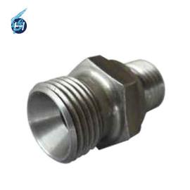 Высокоточные токарные и фрезерные детали Горячая продажа высококачественных соединительных деталей из нержавеющей стали
