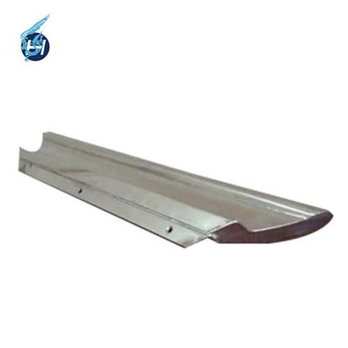 Schweißen Stanzen Drehen Biegen Laser geschnitten kundenspezifische CNC-Bearbeitung Edelstahl Aluminiumblech