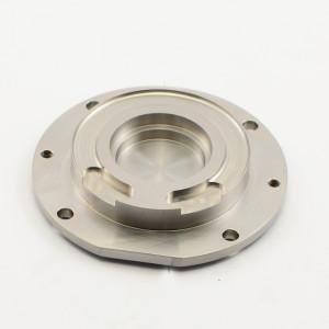 Precisión por encargo de acero inoxidable CNC