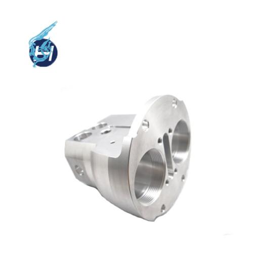 Hohe Präzision oem hochgradiger kundenspezifischer Bearbeitungsservice gute Qualität Aluminiumlegierung 7075/5052/6061 Teile