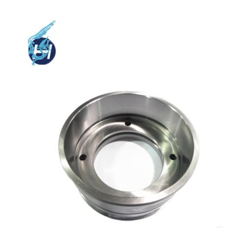 ISO 9001 chinesischer Lieferant hochwertigen kundenspezifischen Bearbeitungsservice gute Qualität Aluminiumlegierung 7075/5051/6062 Teile