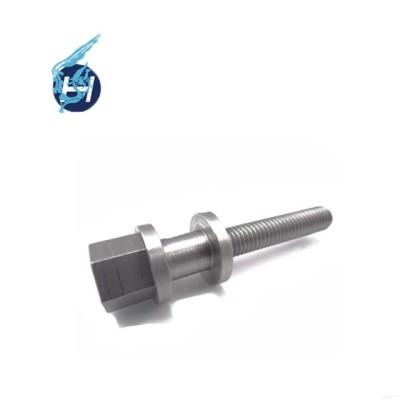 ISO 9001 Chinese Supplier hochwertige kundenspezifische Bearbeitung gute Qualität Welle Schraubenteile