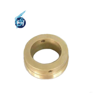high precision copper brass parts Chinese high quality customized machining service ISO 9001 OEM manufacturer