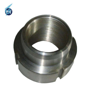 CNC stainless steel machining parts High quality OEM service hot sale high precision turning and milling parts