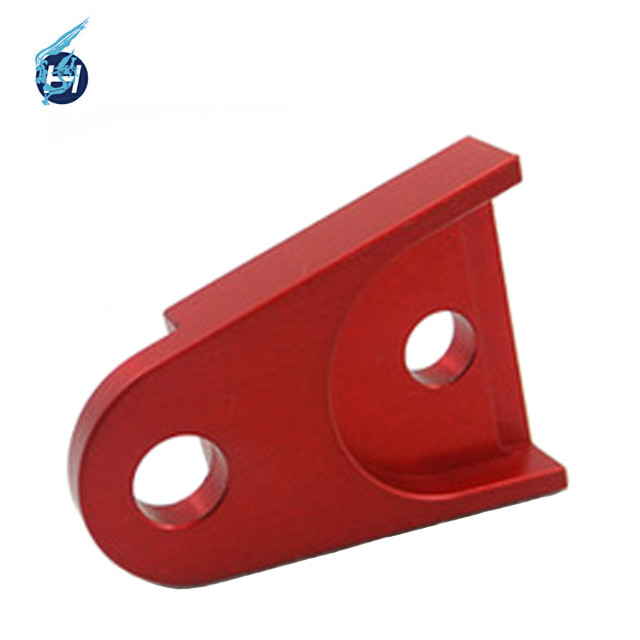 spare parts surface treatment colorful anodizing spare parts customized cnc machining parts