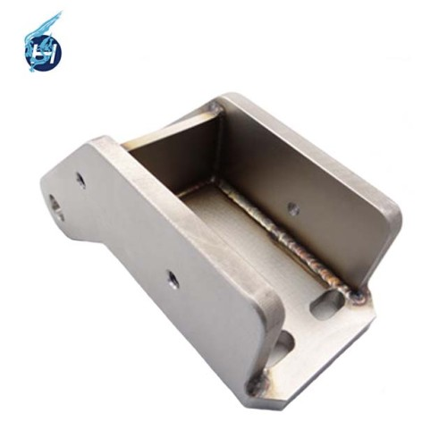 Chinesische Herstellung von qualitativ hochwertigen Schweißprodukten ISO 9001 maßgeschneiderter Service Heißer Verkauf Schweißen Teile