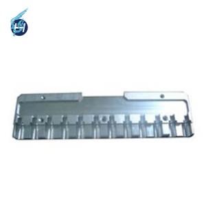 Высокое качество высокой точности деталей из листового металла горячей продажи ISO 9001 Китайский производитель запасных частей из листового металла