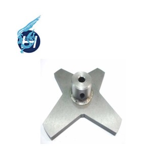 High precision turning and milling parts  stainless steel connecting parts   high precision turning and milling parts