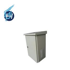 Blechkasten elektrisch Stahlblechprodukte hochpräzise Blechteile