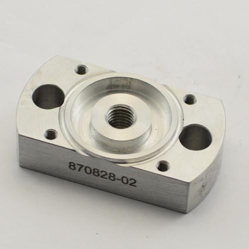 Hochpräzise kundenspezifische Maschinenteile in China hergestellt / Bearbeitungsteile