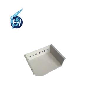 Partes de contenedores de chapa metálica servicio de chapas personalizadasPartes de chapa de caja metálica