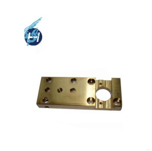 Industry widely used high grade copper parts customized machining service good quality copper parts