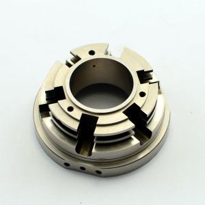 Parti di macchine medicali di precisione lavorazione CNC centro di lavorazione 4 assi di elaborazione hardware a 5 assi