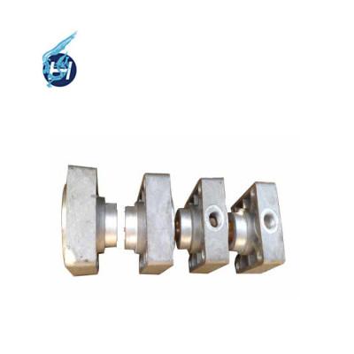 DaLian Hongsheng CNC-Bearbeitung von Aluminium-Druckgussteilen mit hoher Präzision
