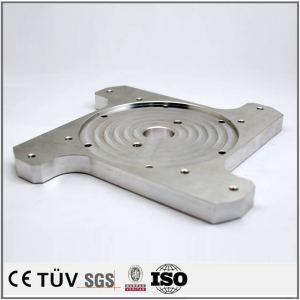 Parti in acciaio inossidabile trattate con centro di lavorazione a cinque assi DMG ad alta precisione