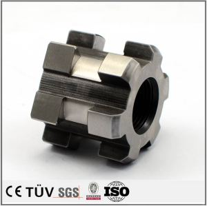 CNC machining parts customized by Chinese manufacturers