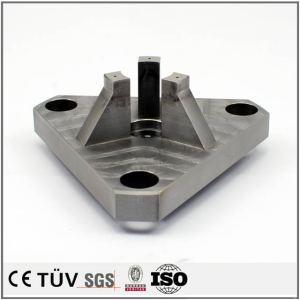 Pezzi di ricambio in acciaio inossidabile ad alta precisione per la lavorazione personalizzata della cnc