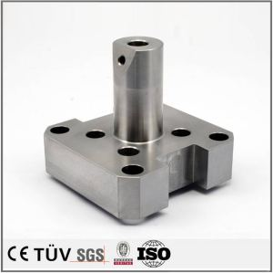 High precision stainless steel spare parts processing customized cnc machining service