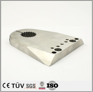 stainless steel, aluminum and other metal customized machining services