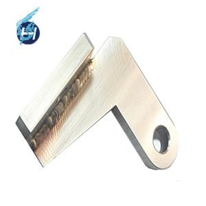 Hongsheng high precision customsized cnc stainless steel machining parts