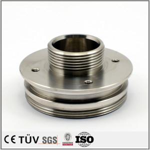 Services de traitement de composites de fraisage de pièces métalliques de haute précision