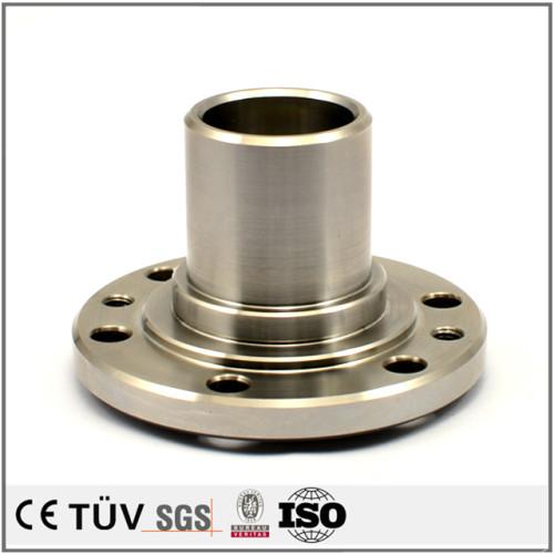Hochpräzise Bearbeitung von Metallteilen für Verbundwerkstoffe