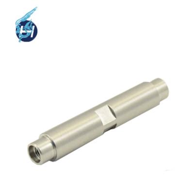 Verarbeitung von Aluminium-Titan-Teilen Cnc-Bearbeitung von guten Design-Teilen mit Autoteilen