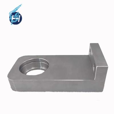 CNC-Bearbeitungsservice für Edelstahl in hoher Qualität