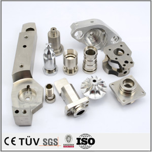 China specialized in manufacturing customized stainless steel aluminum parts for machine tools
