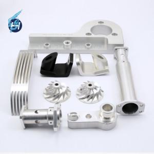 Транспортное оборудование ISO 9001 Китайский поставщик высококачественной индивидуальной обработки хорошее качество деталей из алюминиевого сплава