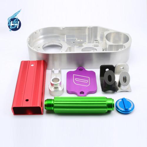 hochpräzise AL 6061 Teile hochwertige Aluminiumprodukte aus Aluminiumlegierung 7075/5052/6061
