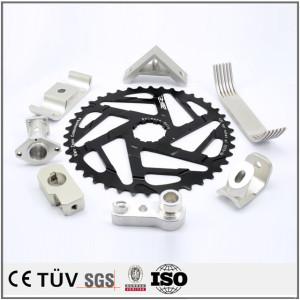 中国高精密铝部件加工服务