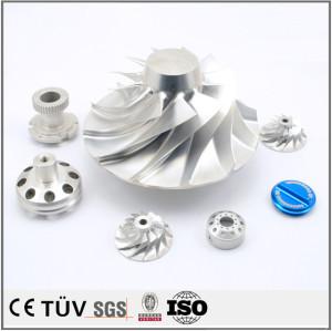 Высокоточные детали AL 6061 Высококачественные алюминиевые изделия из алюминиевого сплава 7075/5052/6061