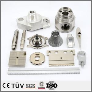 Usine de la Chine sur mesure en aluminium de tournage de précision, services de traitement de fraisage