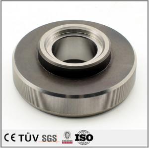 模具钢H13材质  HRC45-50猝火处理零件加工