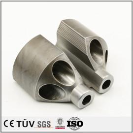 真空焼入れ 精密機械部品 SKD61材 NC旋盤加工  産業機械