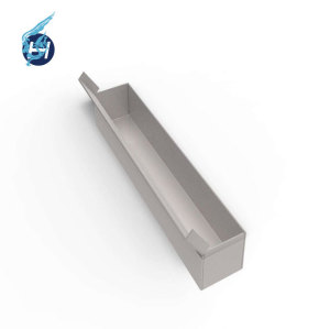 Automation equipment parts CNC high precision stamping machining parts