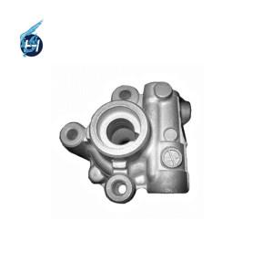 alliage d'aluminium 7075/5051/6062 coulée pièces ISO 9001 Fournisseur Chinois CNC personnalisé usinage