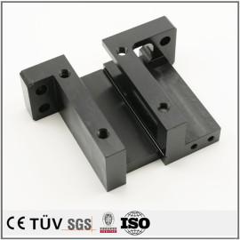 hochwertige oberflächenbehandlung schwarz Chinese fertigt farbenfrohe anodisierende hochpräzise Ersatzteile