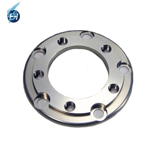 CNC-Bearbeitung von Metallkomponenten Dienstleistungen zur Herstellung mechanischer Teile