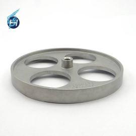 Hohe Stückzahl maßgeschneiderte Gussteile hochpräzise Aluminiumgussteile
