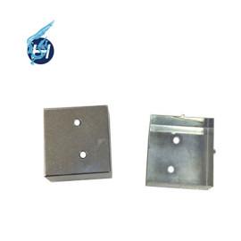 Blechteile qualitativ hochwertige, hochpräzise Blechteile ISO 9001 chinesischer Hersteller
